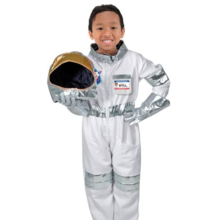 Childrens Astronaut Role Play (Children's Play Costumes)
