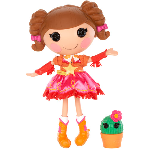 Lalaloopsy Doll, Prairie Dusty Trails