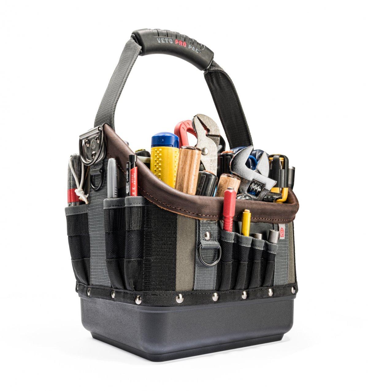 Veto Pro Pac Tech OT-MC Tool Bag by LIVEDITOR LIGHTING