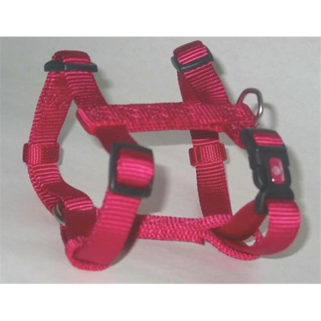 Hamilton Pet Company - r-glable Attelage-Pink Medium - B CFA MDRS - image 1 de 1