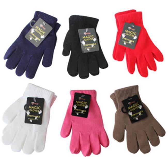 DDI 2125439 Womens Magic Stretch Gloves - image 1 de 1