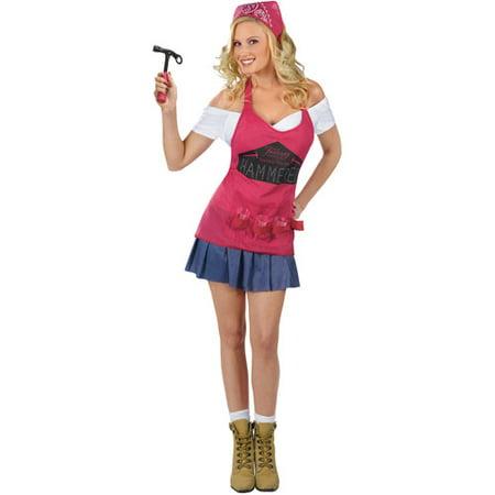 Hammer Time Adult Halloween Costume - Disneyland Halloween Time
