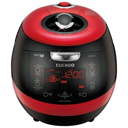 Cuckoo Electric Induction Heating Pressure Rice Cooker Crp