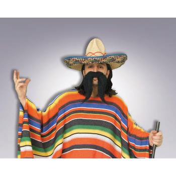 Adult Sombrero Adult Halloween Costume Accessory (Forum Novelties) (Disfraces Simples Halloween)