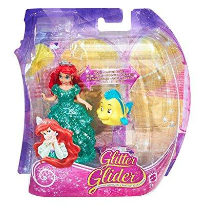 disney princess little kingdom glitter glider ariel