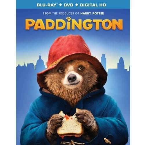 Paddington (Blu-ray + DVD + Digital HD) (With INSTAWATCH) (Widescreen)