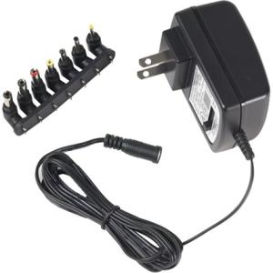 RCA Universal AC to DC Adapter - 120 V AC, 230 V AC Input Voltage - 500 mA Output Current