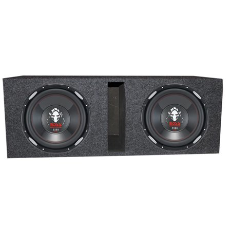 (2) Boss Audio P126DVC 12