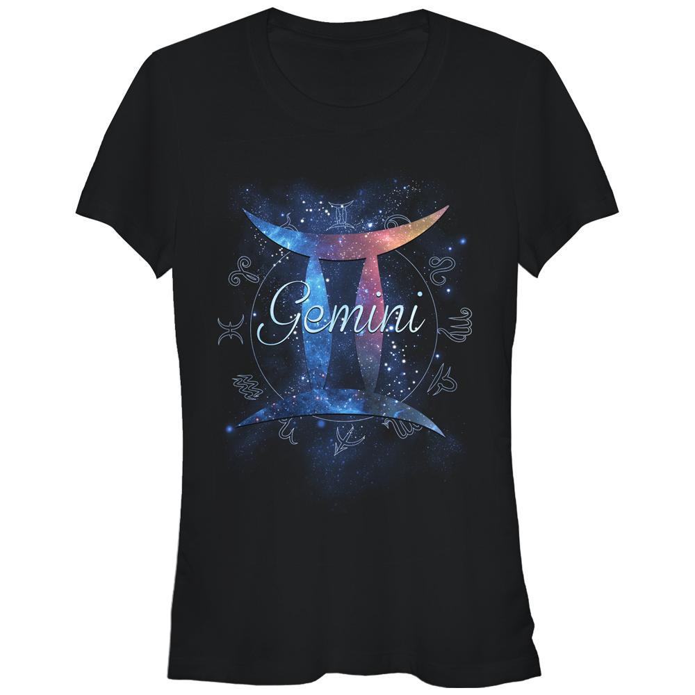 Juniors' Gemini T-Shirt