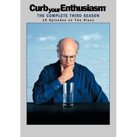 Curb Your Enthusiasm  The Complete Third Season  Full Frame