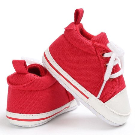 Toddler Baby Boy Girl Shoes Soft Sole Crib Shoes Sneaker Newborn to 0-18Months - image 2 of 5