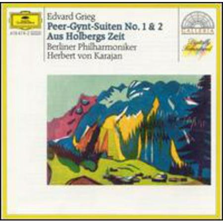 Peer Gynt Ste 1/2/Holberg Ste (Best Peer To Peer Music)