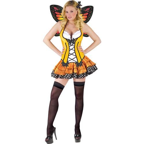 Butterfly Queen Adult Halloween Costume