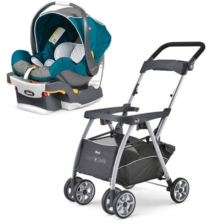 Chicco KeyFit 30 Magic Infant Caddy Stroller Car Seat And Base Travel System