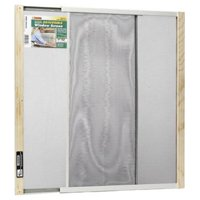 Thermwell Products AWS2433 24-Inch x 19-33-Inch Extension Window Screen