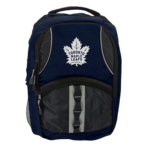 "NHL Toronto Maple Leafs ""Captain"" 18.5""H x 8""L x 13""W Backpack"
