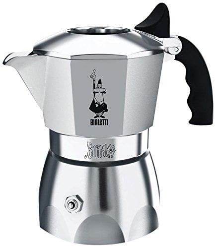 07008 Brikka Espresso Machine, 2 Cups By Bialetti by