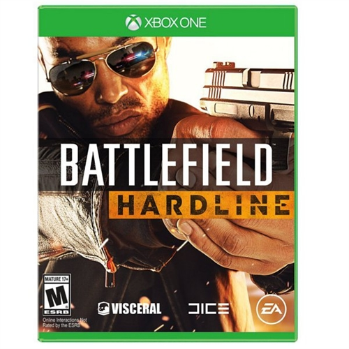 Battlefield Hardline, Electronic Arts, Xbox One, 014633367515