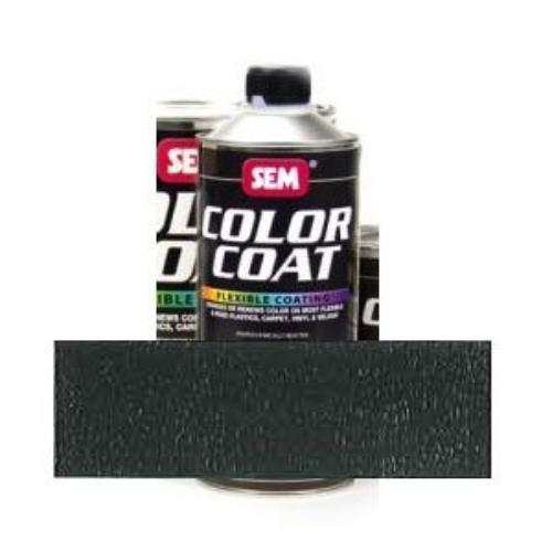 Sem Products SEM-15016-LV Color Coat - Low Voc Landau Black, Cone Quart Can