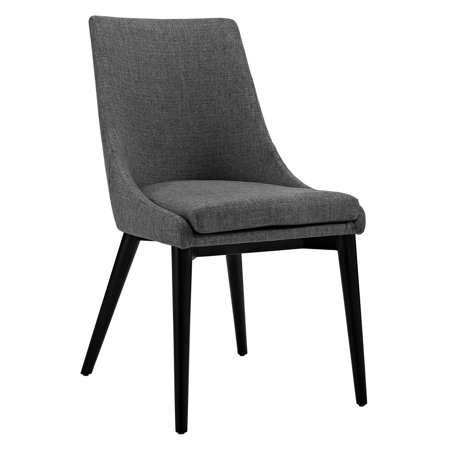 Modway Viscount Upholstered Dining Chair, Multiple Colors