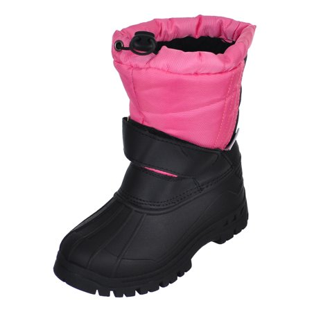Ice20 Girls' Winter Boots (Sizes 5 - 7)