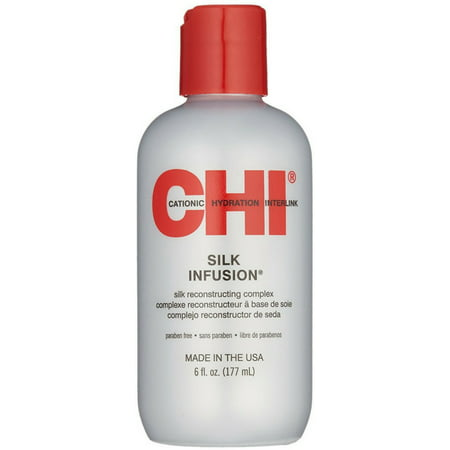 CHI Silk Infusion 6 oz (Chi Silk Infusion Vs Chi Deep Brilliance)