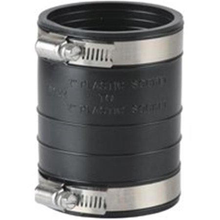 - KJ-011 Socket & Socket Coupling 3 In.