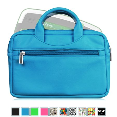 Fintie Universal 6   8 Inch Tablet Sleeve Case For Leapfrog Epic   Leappad  Nabi 2S  Dragon Touch 7  Kids Tablet  Blue