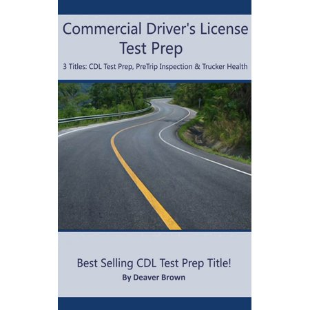 Commercial Driver's License Test Prep 3 Title Collection -