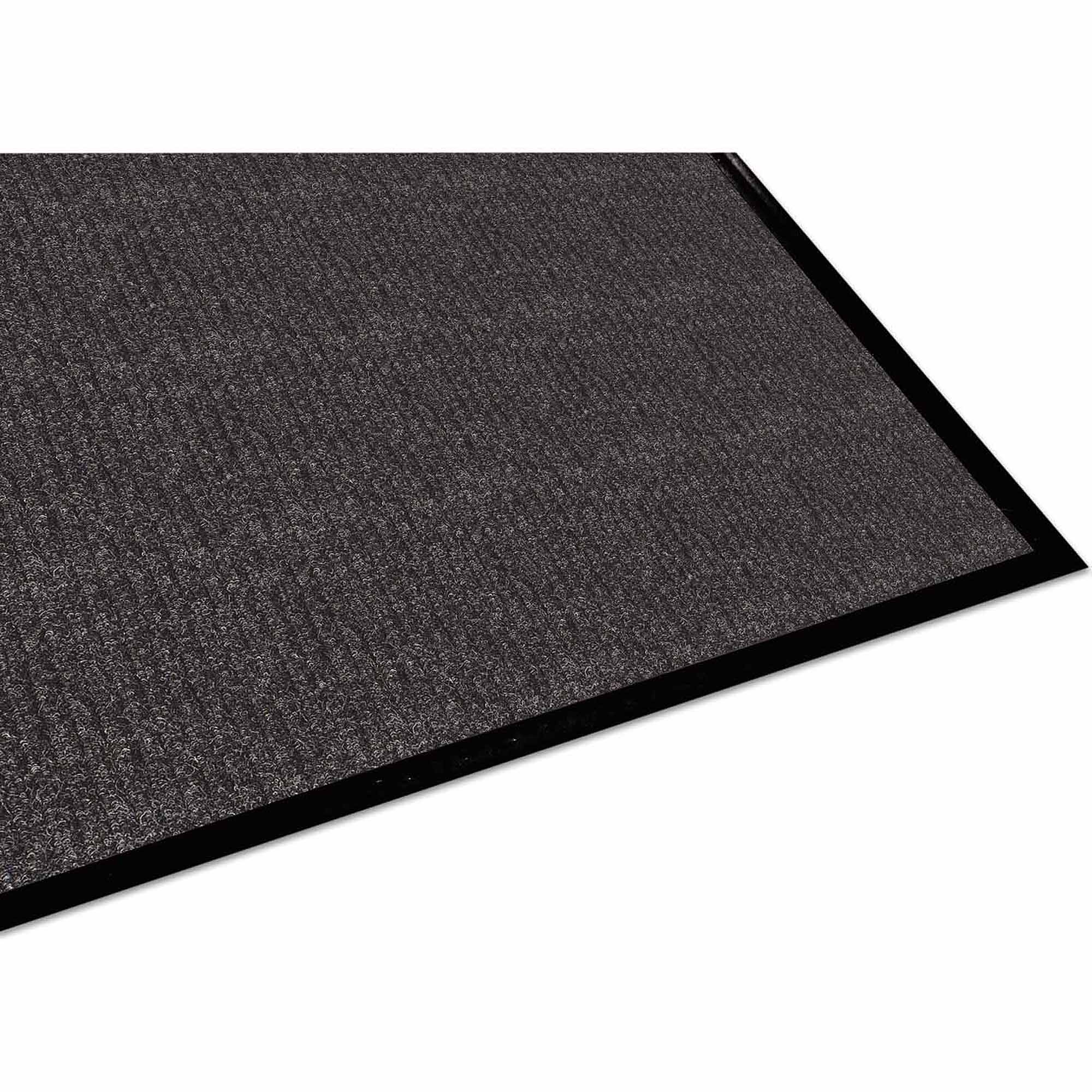 "Guardian Golden Series Indoor Wiper Mat, Polypropylene, 36"" x 60"", Charcoal"