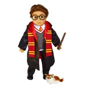 My Brittany's Harry Potter Outfit for American Girl Boy Dolls- 18 Inch Boy Doll Clothes- Doll Clothes for  My Life as Dolls