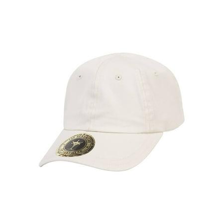 263dea85988f1 TopHeadwear Infant Cargo Baseball Hat - Stone