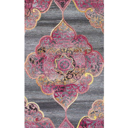 nuLOOM Hand-Tufted Fallon Area Rug or Runner ()