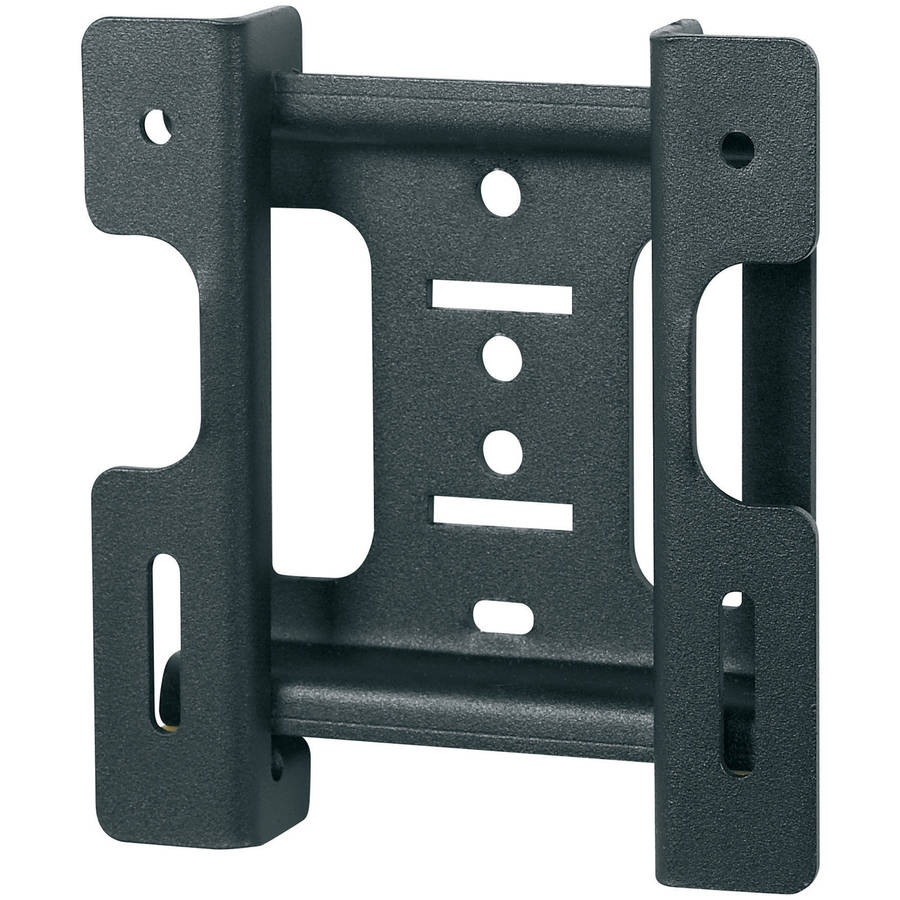 "AVF EL100B-A Flat-to-Wall TV Mount for 12""-25"" Flat Panel TVs"