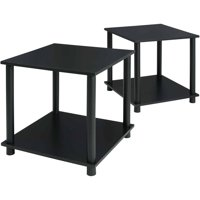2-Pack Mainstays No Tools End Table