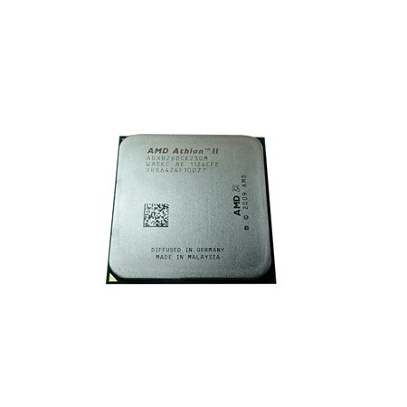 Refurbished AMD Athlon II X2 ADXB26OCK23GM 3.2GHz Socket AM3 2000MHz Desktop CPU
