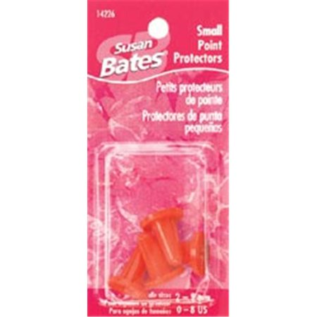 Susan Bates Regular Point Protectors-Sizes 0 To 8 4/Pkg - image 1 of 1