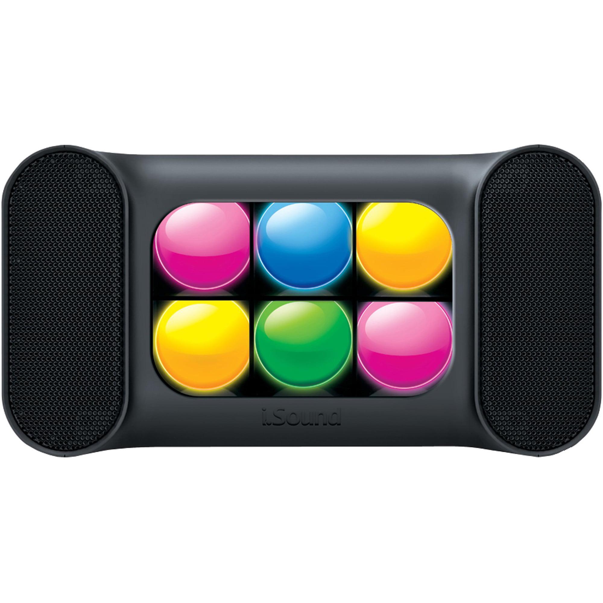 i.Sound Mini Bluetooth Speaker, Black