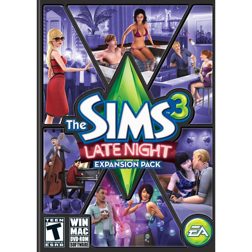 PC - The Sims 3: Late Night