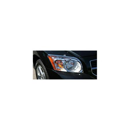 Headlamp Overlays Rings (Putco 403833 Headlamp Overlay and)