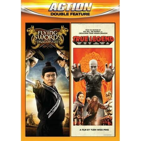 FLYING SWORDS/TRUE LEGEND 2PK (DVD) (2DISCS)