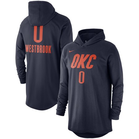 sports shoes 84b13 2b66f Russell Westbrook Oklahoma City Thunder Nike Name & Number ...