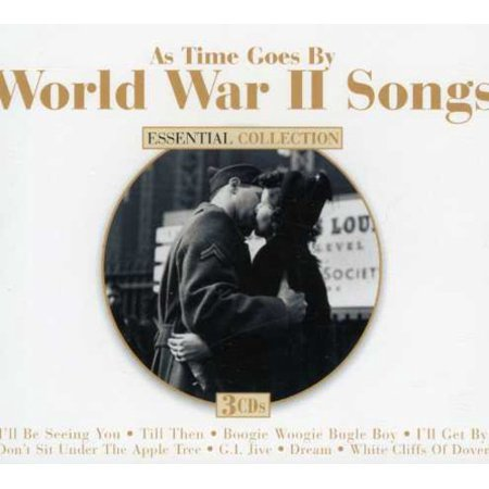 World War Ii Songs: As Time Goes By](Top 20 Halloween Songs Of All Time)