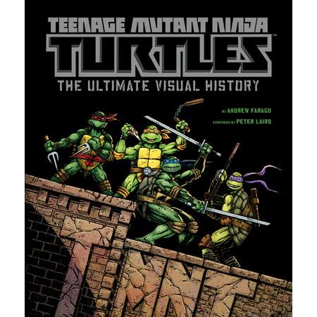 History Of Ninjas (Teenage Mutant Ninja Turtles : The Ultimate Visual)