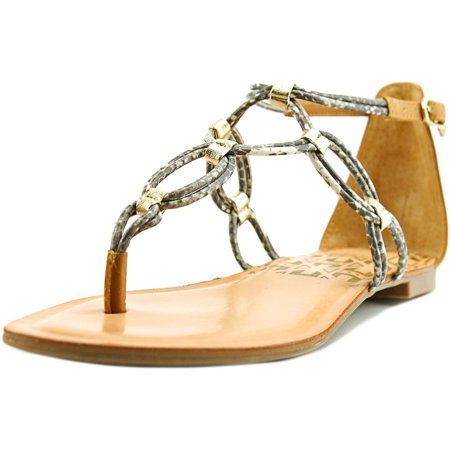 Dolce Vita Donna Women  Open Toe Synthetic Multi Color Thong Sandal (Synthetic Sandals For Women)