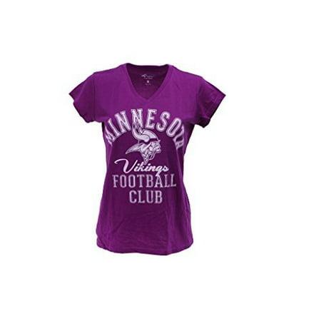 G-3 for Her Women's Minnesota Vikings Football Club T Shirt for $<!---->