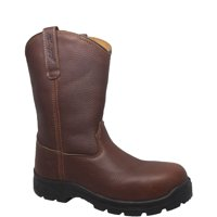 "AdTec Men's 9806 12"" Composite Toe Wellington Shoe"