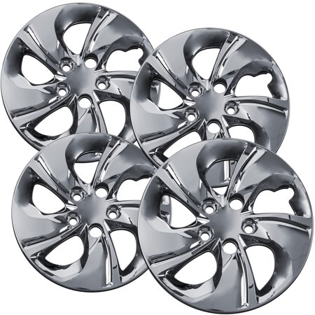 "15"" inch Chrome Wheel Covers for 2013-2014 Honda Civic - Set of 4"