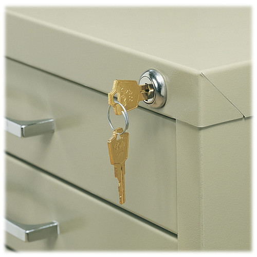 Safco Products Company 5-Drawer Lock Kit