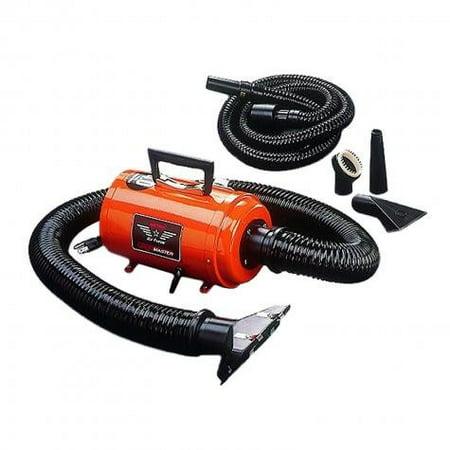 Metro vac CageMaster Plus CM-3 4.0 Peak H.P. Single Speed cage dryer ()